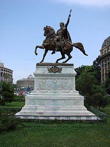 Statuie Mihai Viteazul