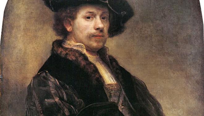 15 iulie – Rembrandt