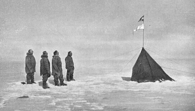 16 iulie – Roald Amundsen