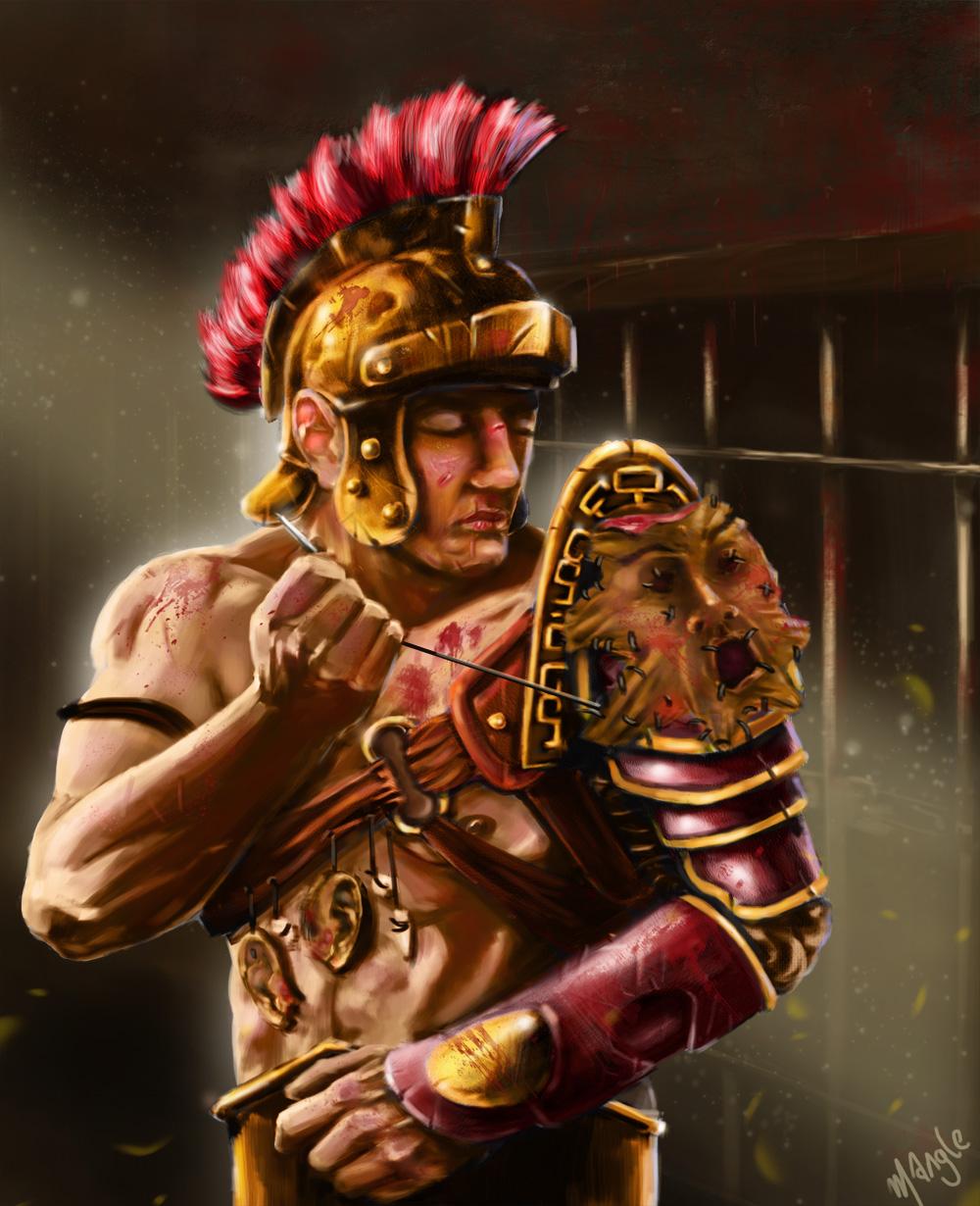 essay on gladiator innacuracies