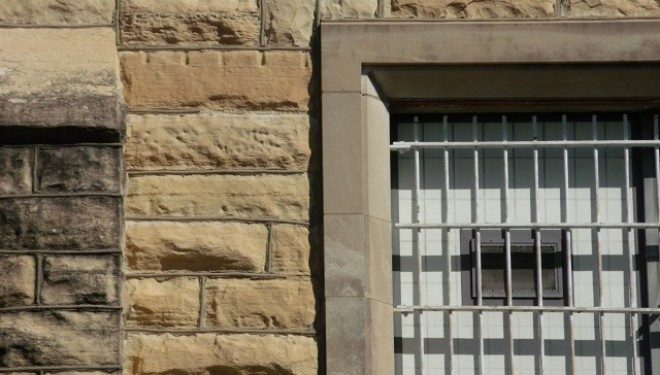 Student uitat în închisoare