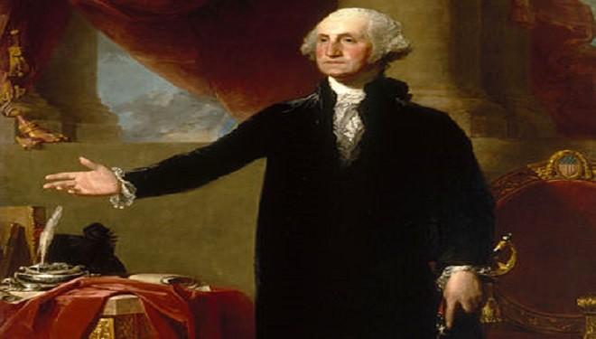 22 februarie – George Washington