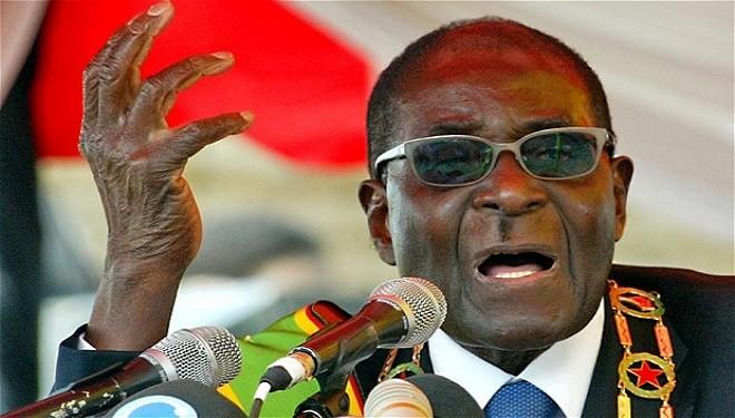 21 februarie – Robert Mugabe