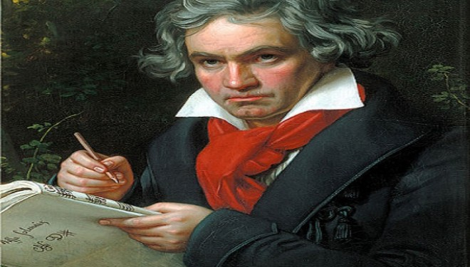 26 martie – Ludwig van Beethoven, compozitorul surd