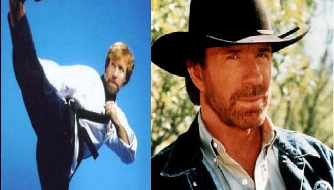 10 martie – Chuck Norris