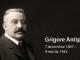 9 martie – Grigore Antipa