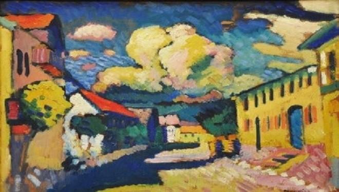 Întâlniri cu mari pictori – cursuri de pictură pentru copii