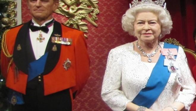 21 aprilie – Regina Elisabeta a II-a a Marii Britanii