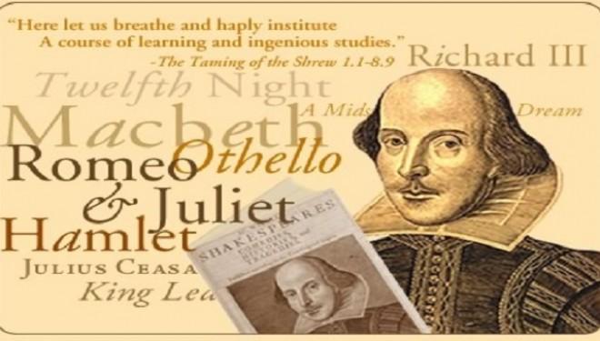 23 aprilie – Shakespeare