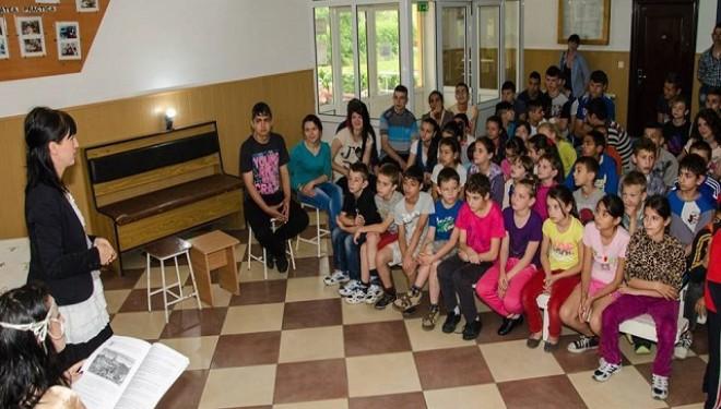 """1 iunie şi pentru copiii """"diferiţi"""""""