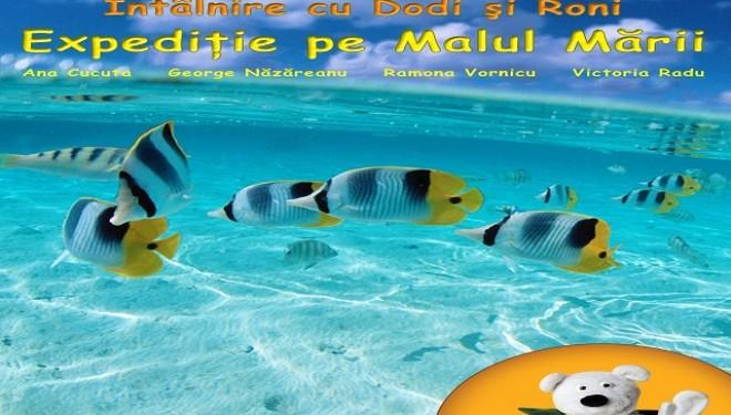 1 iunie – Expediție pe malul mării, cu Dodi şi Roni