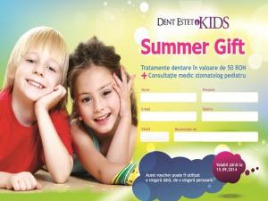 voucher _Summer Gift_