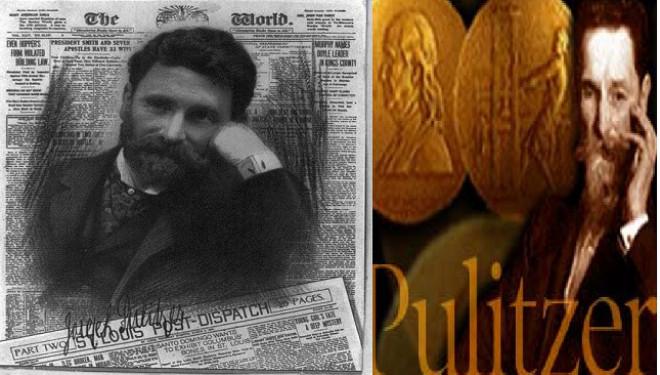 29 octombrie – Joseph Pulitzer