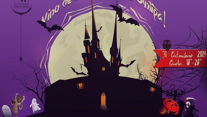 Halloween la Antipa!