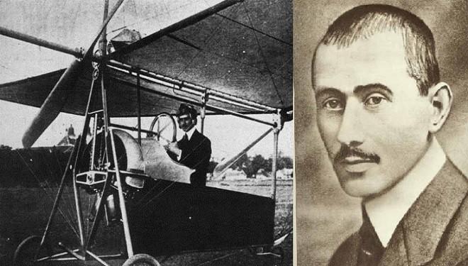 6 noiembrie – Aurel Vlaicu