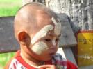 Copiii din Myanmar