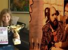 """Vedetă la 10 ani: Caroline Bicu, marele premiu la """"Young Artists"""""""