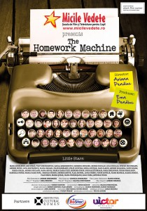 afis THE-HOMEWORK-MACHINE_Cannes