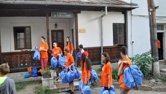 La Iași, întâlnirea de vară 2016 a copiilor din familiile numeroase