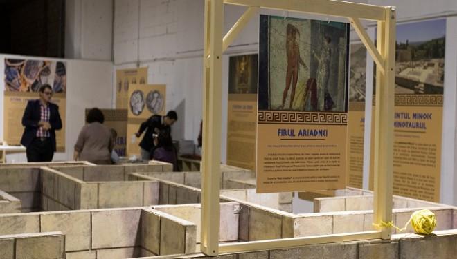 """Misterele Greciei Antice"""" la Iulius Mall Timișoara! Expoziția interactivă pentru copii"""