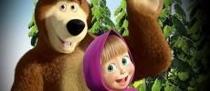 Despre Masha și ursul, serialul rusesc care a cucerit copiii din 120 de  țări
