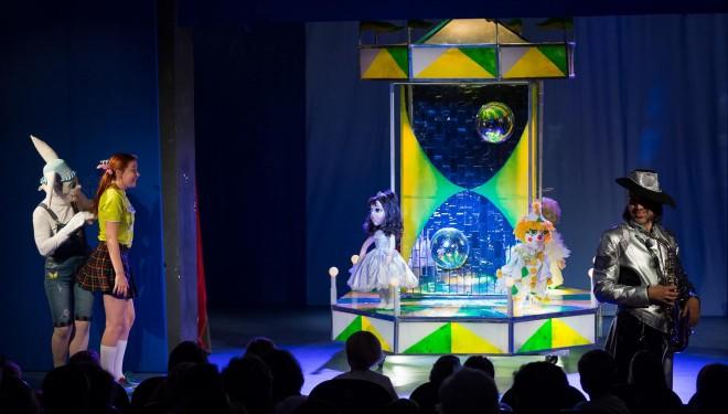 MERLIN l-a vrajit pe GUGUŢĂ! – premii pentru Teatrul pentru Copii şi Tineret  Timişoara