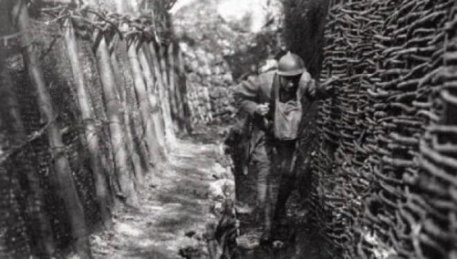 Expoziție de RECIPIENTE culese din tranșeele primului război mondial
