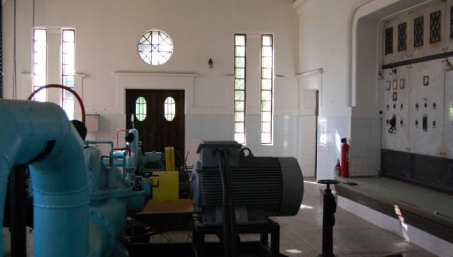 Centrul educațional pentru copii la Uzina de Apă din Timișoara