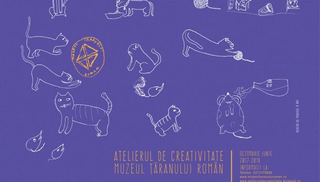 Ateliere de creativitate la Muzeul Țăranului Român