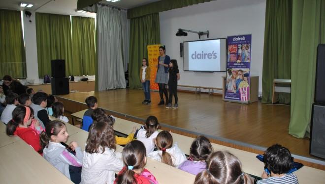 Peste 5000 de elevi anul acesta la Caravana Micile Vedete