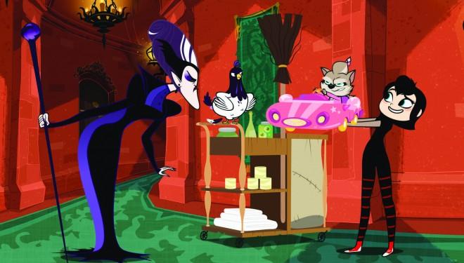 Hotel Transilvania – premieră pentru copii la Disney Channel