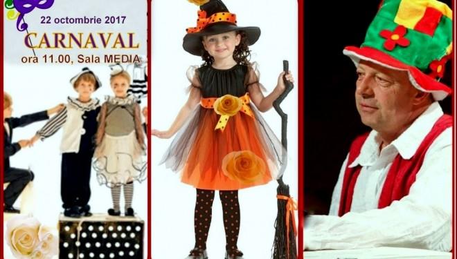 Prințesa toamna, în carnaval, duminică la TNB!