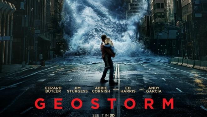 """LA FILM. Rubrică susținută de Cinema City. Luca spune că efectele speciale din Geostorm sunt """"wow"""""""