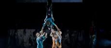 Cirkus CIRKÖR, cel mai apreciat circ contemporan din Europa, la Timișoara