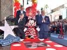 Minnie Mouse primește o stea pe bulevardul Walk of Fame din Hollywood