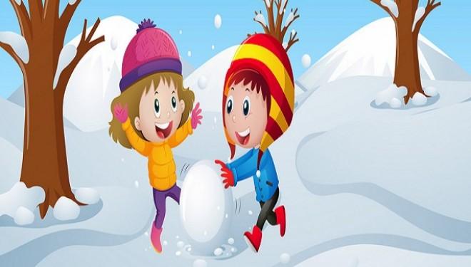 Iarna prelungește vacanța pentru copii în unele județe
