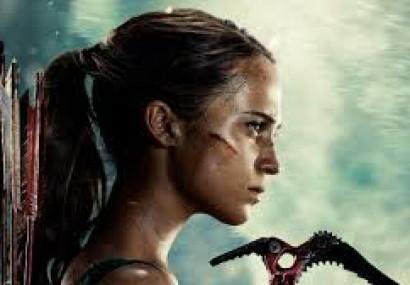 """LA FILM. Rubrică susținută de Cinema City. Jannice și Raisa au vizionat în avanpremieră """"Tomb Raider"""""""