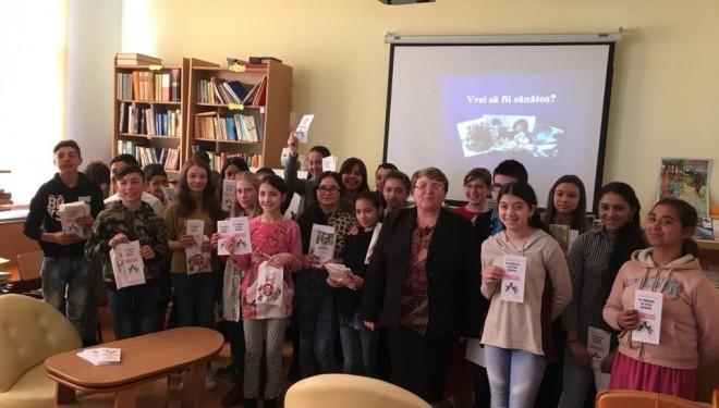 Să ne protejăm de infecții – Săptămâna Școala Altfel la Scheia
