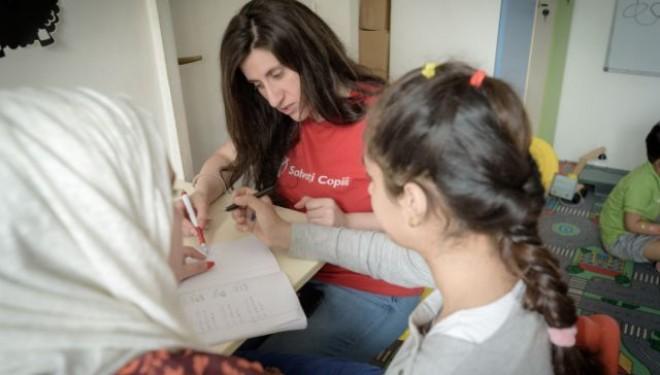 Salvați Copiii România a asistat, în ultimele 12 luni, 1.600 de copii nevoiți să se refugieze, pentru a-și salva viața