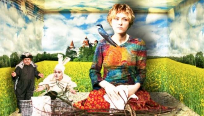 1 iunie la teatru. Cenușăreasa. magie și zâmbete
