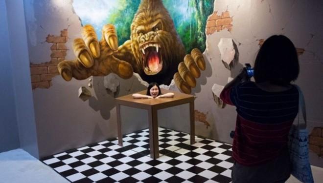 Muzeul Iluziilor, deschis pentru mici și mari în premieră la Reșița