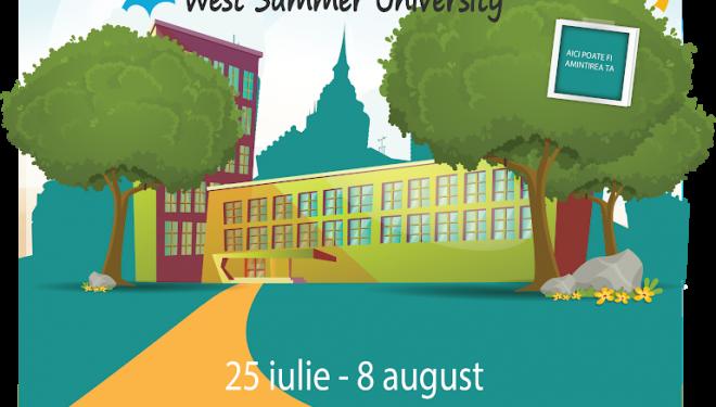 Cea mai cool vară, la UVT. Elevii de a XI-a pot trăi pe viu 2 săptămâni de studenție