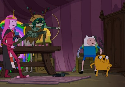 Deznodământul aventurii lui Finn şi Jake, sâmbătă, 20 octombrie, la Cartoon Network