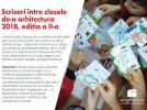 """Haideţi să legăm prietenii! Scrie scrisori de Crăciun cu tema """"Cartierul meu/Satul meu""""."""