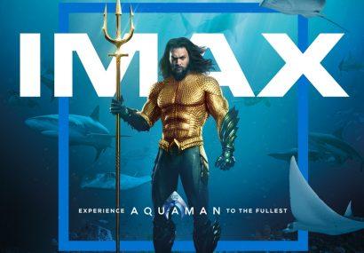 Aquaman ajunge în Cinema City