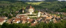 Biertan –  satul Disney al României