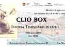 CLIO BOX – Istoria Timișoarei în cutie