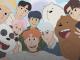 """Grizz, Panda și Ursul Polar pornesc în aventură într-un sezon nou """"Aventurile fraților urși"""" la Cartoon Network"""