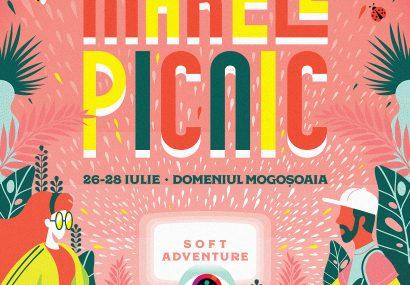 Marele Picnic ShortsUP la Domeniul Mogoșoaia – 26-28 iulie