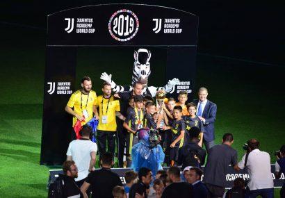 Copiii de la Juventus Academy Bucuresti sunt cei mai buni din lume. Au câștigat JA World Cup 2019